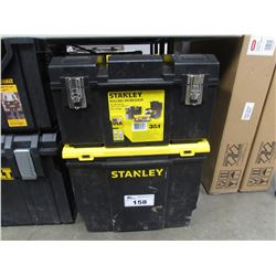 "STANLEY ROLLING WORKSHOP 18.5 X 11 X 24.81"" 43L"