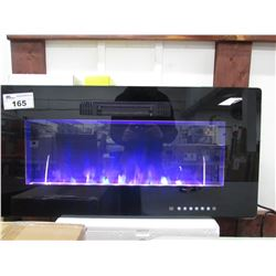 NEW LED ELECTRIC FIREPLACE