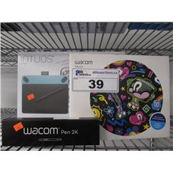 WACOM INTUOS DRAWING TABLETS & ACCESSORIES