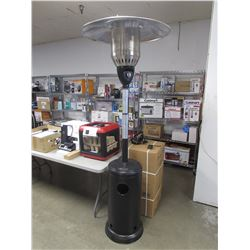 NEW PARAMOUNT OUTDOOR PATIO HEATER MODEL PH-S-112-BK