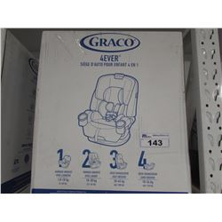 GRACO 4EVER 4-IN-1 INFANT SEAT