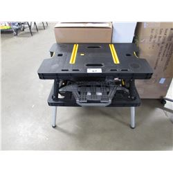 NEW KETER FOLDING WORK TABLE 60.5 X 16.5 X 90.9""