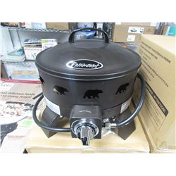 NEW PARAMOUNT OUTDOOR PROPANE FIREPIT MODEL BBQ-211-GBK