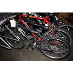 GREY NEXT HIGHPEAK 21-SPEED MOUNTAIN BIKE