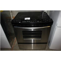 STAINLESS STEEL KITCHENAID SUPERBA OVEN/STOVE