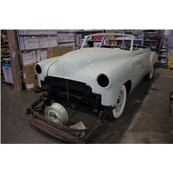 1950 CHEVY BELAIR GAS, AUTOMATIC, VIN#5HKB16593, TMU, *MUST TOW* *NO KEYS MUST TOW* OOC HAS BC