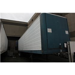 48' STORAGE TRAILER - NO REGISTRATION
