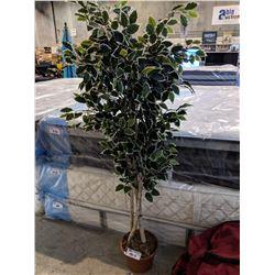 5 FT FAUX PLANT