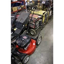 YARD MACHINES 675 EX GAS LAWNMOWER