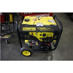 CHAMPION 9000 WATT GAS GENERATOR