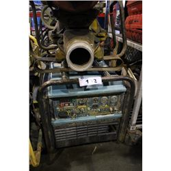 MAKITA GAS GENERATOR (PARTS)