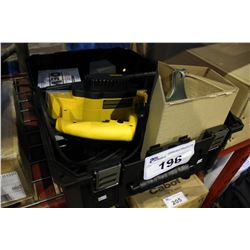 DEWALT ELECTRIC PLANER IN CASE