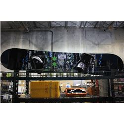 RIDE AGENDA 156 CM SNOWBOARD & BINDINGS