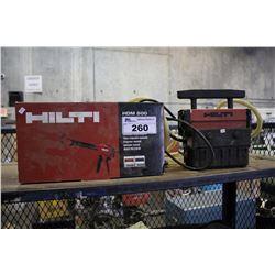 HILTI HDM 500 EPOXY GUN