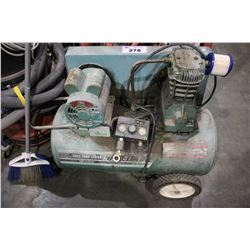 SPEEDAIRE HORIZONTAL AIR COMPRESSOR