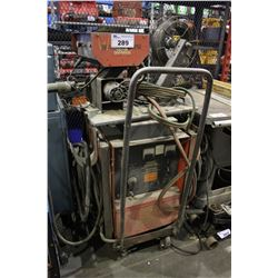 CANOX C-CP300 DC ARC WELDING POWER SOURCE WITH WIRE FEEDER