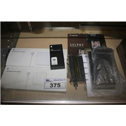 ASSORTED APPLE MAGSAFE CHARGERS & MORE