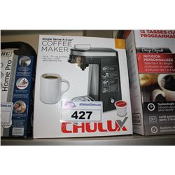 CHULUX K-CUP COFFEE MAKER