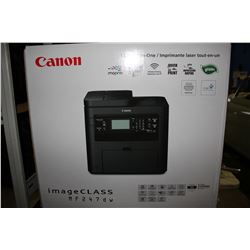 CANON IMAGECLASS ALL IN ONE LASER PRINTER - MF247DW