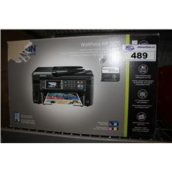 EPSON WORKFORCE WF 3620 ALL IN ONE PRINTER
