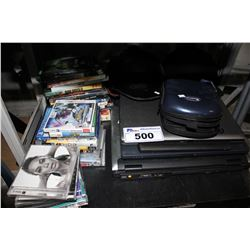 LOT OF LAPTOPS, CDS, GAMES AND MORE
