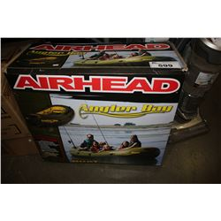 AIRHEAD ANGLER BAY 1-6 PASSENGER INFLATABLE BOAT