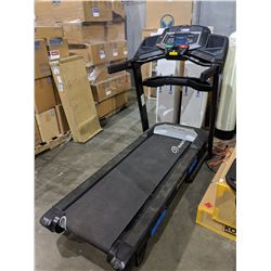 NAUTILUS T618 TREADMILL - TRACK NEEDS REPOSITIONING