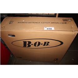 B.O.B. SPORT UTILITY DUAL STROLLER (IN BOX)