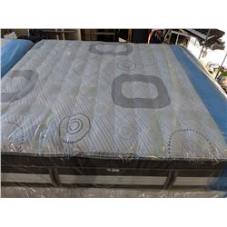 KING SIZE SERTA EUROTOP MATTRESS