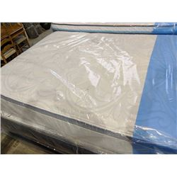 QUEEN SIZE SERTA EUROTOP MATTRESS