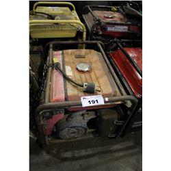 HONDA EM5000 GAS GENERATOR