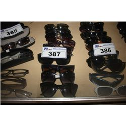 LOT OF ASSORTED SUNGLASSES