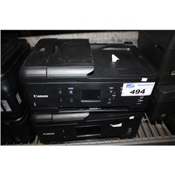 PAIR OF CANON ALL IN ONE PRINTERS