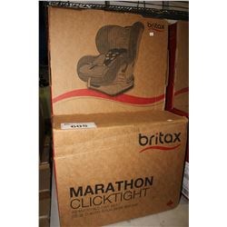 BRITAX MARATHON CLICKTIGHT INFANT/ CHILD CAR SEAT