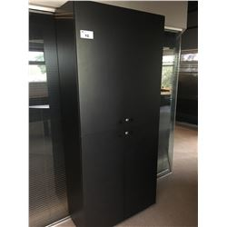 7' 4 DOOR STORAGE CABINET