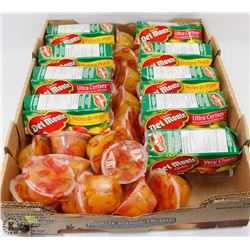 FLAT OF ASSORTED FLAVOURS DEL MONTE FRUIT