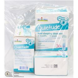 BAG OF QUIETUDE MILD SLEEPING SLEEP AID 6M - 11YRS