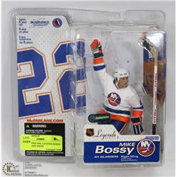MCFARLANES NHL LEGENDS SERIES 2 MIKE BOSSY RIGHT