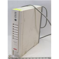 APC BATTERY BACK-UP & SURGE PROTECTION