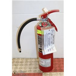 5LBS CHARGED FIRE EXTINGUISHER