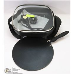 BLACK & DECKER FRYING PAN