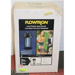 LARGE FLOWTRON ELECTRONIC BUG KILLER