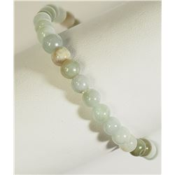 #37)JADEITE FLEXIBLE BRACELET
