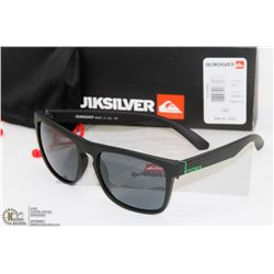 NEW QUICK SILVER SUNGLASSES