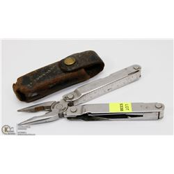ORIGINAL LEATHERMAN SUPER TOOL MADE IN THE USA