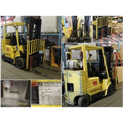 FEATURED LOT - HYSTER S80XM FORKLIFT