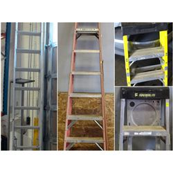 FEATURED LOT - LADDERS