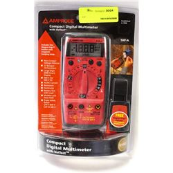 NEW AMPROBE COMPACT DIGITAL MULTIMETER