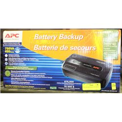 APC BATTERY BACK UP ES SERIES