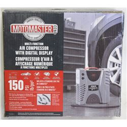 MOTOMASTER MULTI-FUNCTION AIR COMPRESSOR WITH